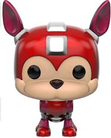 FunKo Pop! Games: Mega Man - Rush (10347)