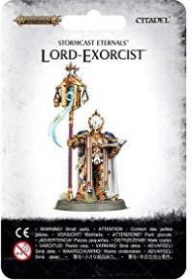 Games Workshop Warhammer Age of Sigmar - Stormcast Eternals - Lord-Exorcist (99070218014)