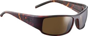 Bollé King matte tortoise/hd polarized brown (12588)