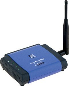 Linksys WET11 Bridge