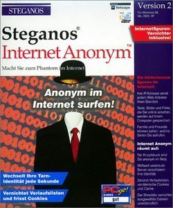 Steganos: Internet Anonym 2.0 (PC)