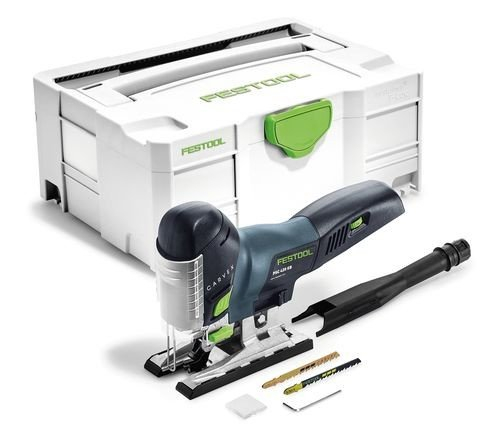 Festool PSC 420 Li EB Basic Carvex cordless scroll jigsaw solo incl. case (574713)