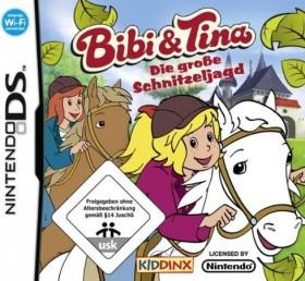 Bibi und Tina: Die große Schnitzeljagd (DS)