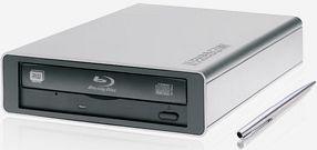 Freecom Blu-ray Combo Pro, USB 2.0/FireWire (33980)