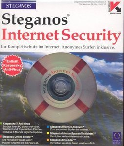 Steganos: Internet Security 1.0 (PC)