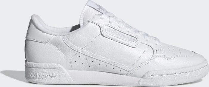 adidas Continental 80 ftwr whitegrey one (CG7120) ab € 74,99