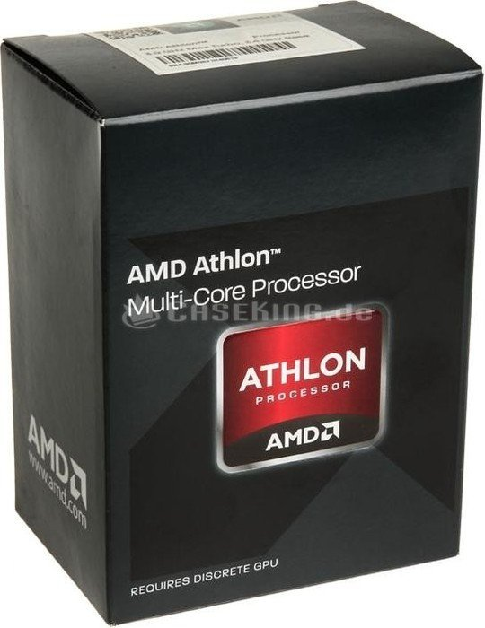 AMD Athlon X4 860K Black Edition, 4x 3.70GHz, boxed (AD860KXBJABOX) -- © caseking.de