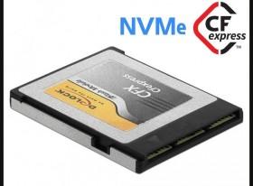 DeLOCK Flash module R1450/W450 CFexpress Type B 128GB (54065)