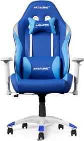 AKRacing California Gamingstuhl, blau/weiß (AK-CALIFORNIA-TAHOE)