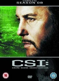 CSI Season 8 (UK)