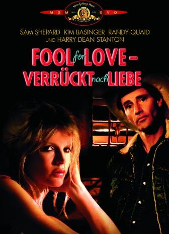 Fool for Love - Verrückt nach Liebe -- via Amazon Partnerprogramm