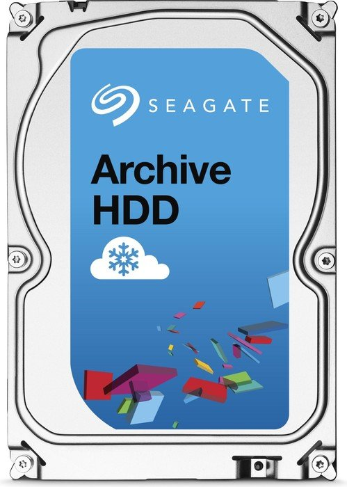 Seagate Archive HDD v2 6TB, SATA 6Gb/s (ST6000AS0002)
