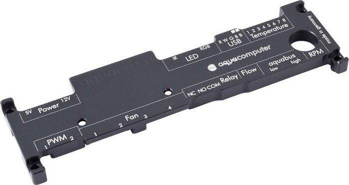 Aqua Computer aquaero 6 passive cooler, black (53164)