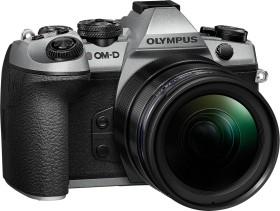 Olympus OM-D E-M1 Mark II silber Body (V207060SE000)