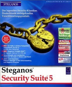 Steganos: Security Suite 5.0 (PC)