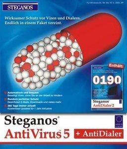 Steganos: Antywirusy 1.0 (PC)