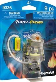 playmobil Playmo-Friends - Feuerwehrmann (9336)