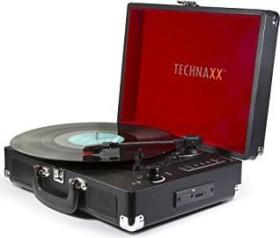 Technaxx Nostalgie Bluetooth Plattendigitalisierer TX-101 schwarz (4746)