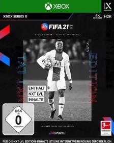 EA Sports FIFA Football 21 - NXT LVL Edition (Xbox SX)
