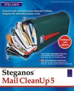 Steganos: Mail CleanUp 5 (PC)