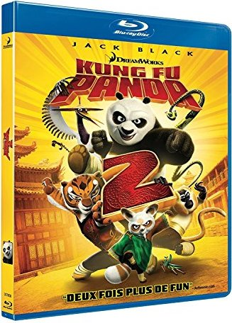 Kung Fu panda 2 (Blu-ray) (UK) -- via Amazon Partnerprog