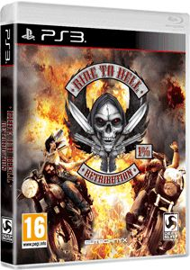 Ride to Hell: Retribution (englisch) (PS3)