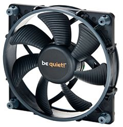 be quiet! Shadow Wings SW1 low-speed, 120mm (T12025-LR-2/BL053)