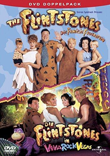 Familie Feuerstein/Die Flintstones in Viva Rock Vegas -- via Amazon Partnerprogramm