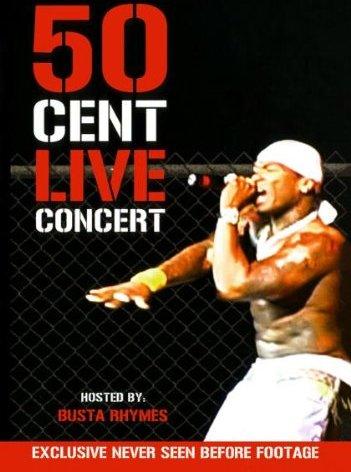 50 Cent - 50 Cent live in Concert -- via Amazon Partnerprogramm