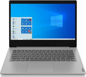 Lenovo IdeaPad 3 14IIL05 Platinum Grey, Core i3-1005G1, 8GB RAM, 256GB SSD, IPS, Windows 10 S (81WD002CGE)