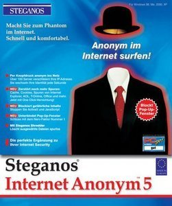 Steganos: Internet Anonym 5.0 (PC)