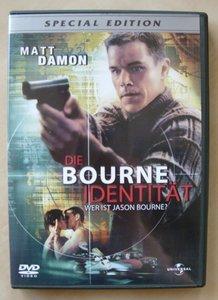 Die Bourne Identität (Special Editions) -- © bepixelung.org