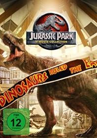 Jurassic Park Box (Filme 1-4)