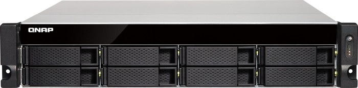 QNAP Turbo Station TS-832XU-RP-4G 7TB, 4GB RAM, 2x 10Gb SFP+, 2x Gb LAN