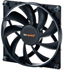 be quiet! Shadow Wings SW1 Mid-Speed, 140mm (T14025-MR-2/BL056)