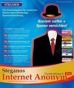 Steganos: Internet Anonym Pro 6.0 (PC) (SIA00009)