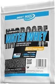 Best Body Nutrition Water Whey Apricot Peach Yogurt 500g
