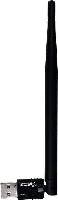 Inter-Tech DMG-05, 2.4GHz WLAN, USB-A 2.0 [Stecker] (88888119)