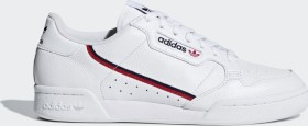 adidas Continental 80 ftwr white/scarlet/collegiate navy (G27706)