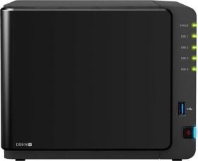 Synology DiskStation DS916+ 24TB, 8GB RAM, 2x Gb LAN