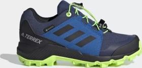adidas Terrex GTX tech indigo/core black/signal green (Junior) (EF2231)