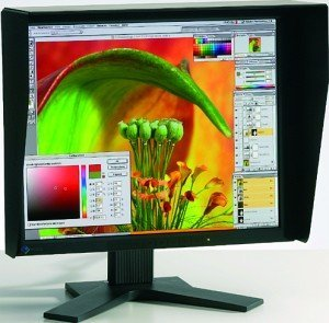 Eizo colour Graphic CG211-BK black, 21.3""