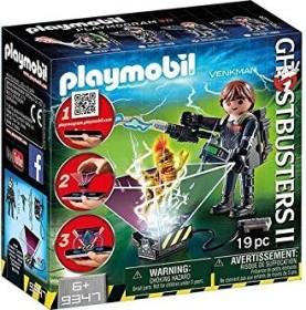 playmobil Ghostbusters - Geisterjäger Peter Venkman (9347)