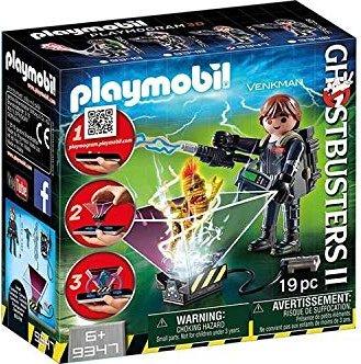 playmobil - Ghostbusters - Geisterjäger Peter Venkman (9347) -- via Amazon Partnerprogramm