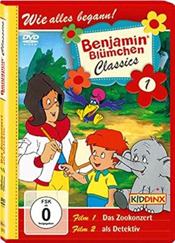 Benjamin Blümchen Classics Vol. 1 - Das Zookonzert/... als Detektiv -- via Amazon Partnerprogramm