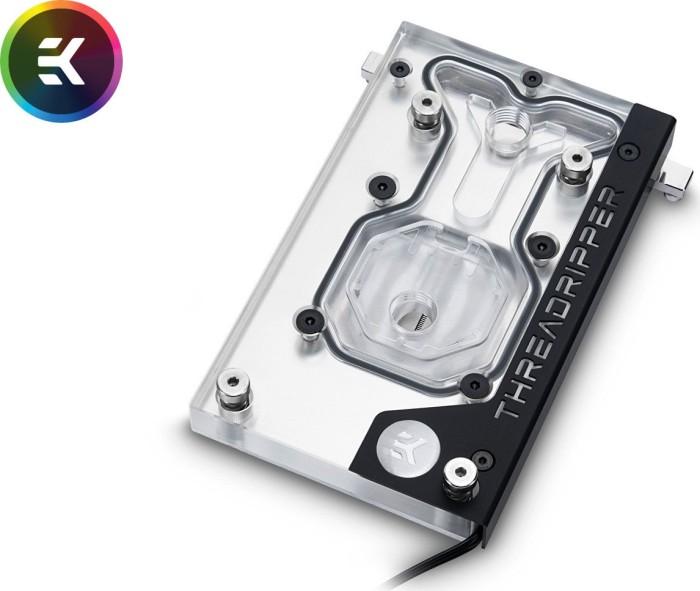 EK Water Blocks EK-FB GA X399 Gaming RGB Monoblock, Nickel