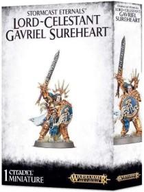 Games Workshop Warhammer Age of Sigmar - Stormcast Eternals - Gavriel Sureheart (99120218027)
