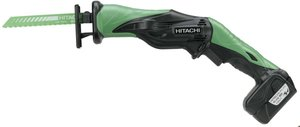Hitachi CR10DL rechargeable battery-sabre saw