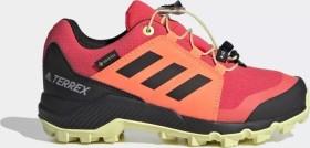 adidas Terrex GTX shock red/core black/yellow tint (Junior) (EF2232)