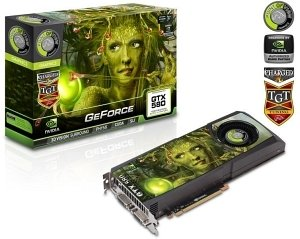 Point of View GeForce GTX 580 TGT, 3GB GDDR5, 2x DVI, mini HDMI (TGT-580-A1-3)